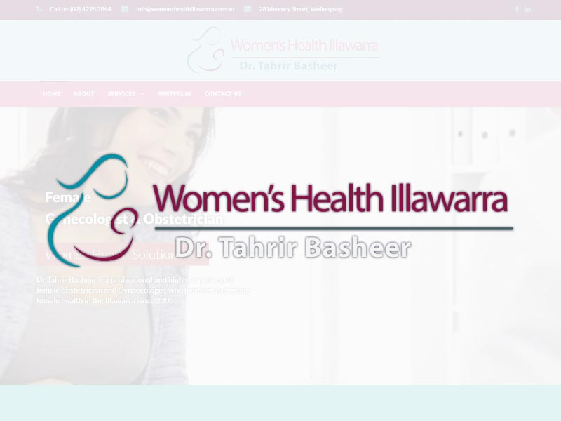 Gynecologist in Wollongong