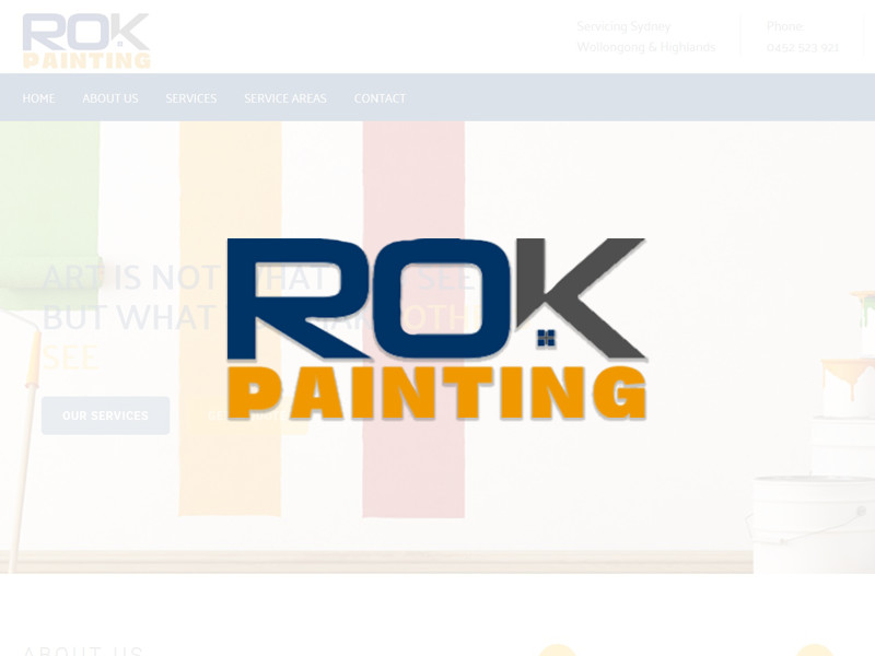 Professional painting services in Sydney